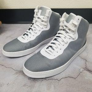 Nike Pro Stepper Gray White 11.5